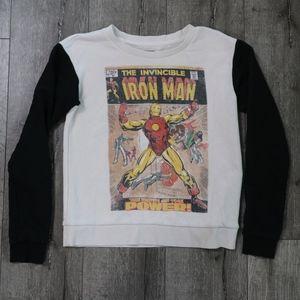Sweaters - Iron Man Sweatshirt